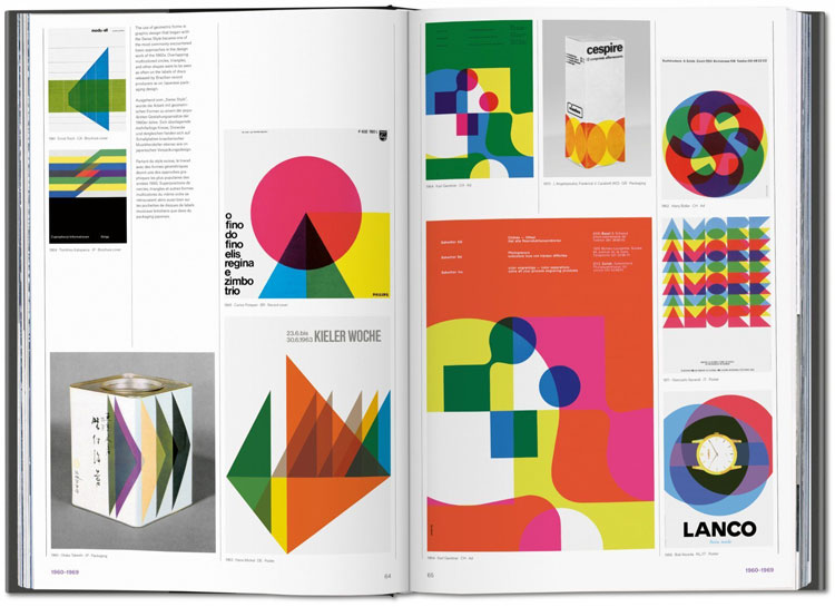 Enjoyable New Taschen Book Explores Graphic Design History Over Past Home Interior And Landscaping Ologienasavecom
