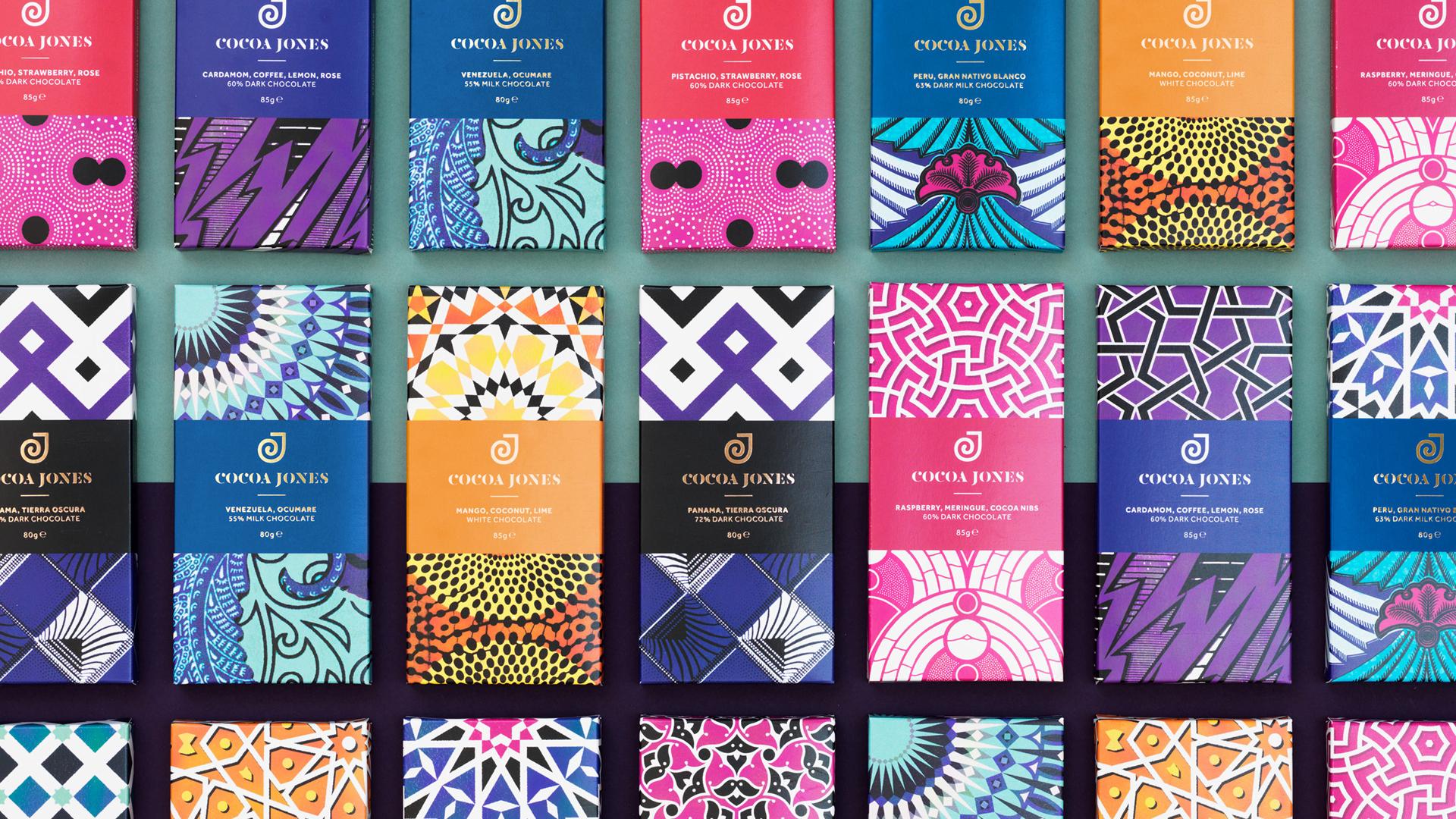 Chocolatier Cocoa Jones reveals culturally diverse branding