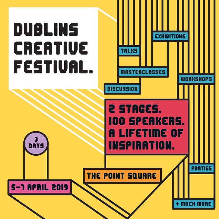 Design festival Offset Dublin reveals its first speakers for