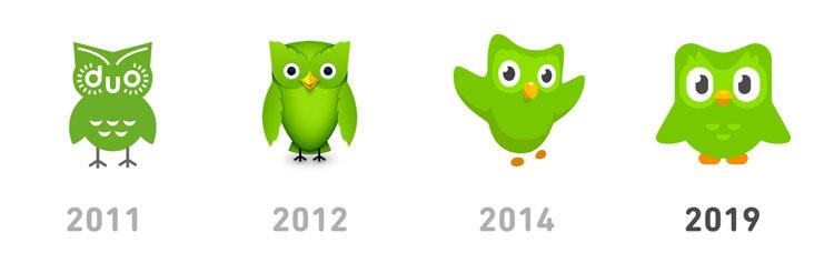 Duolingo owl receives makeover as app becomes more