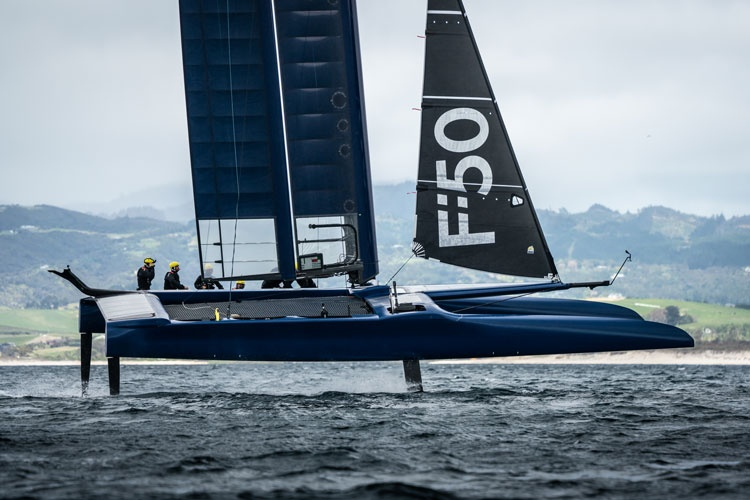 High Speed Boat Race Sailgp Gets New Brand Identity To