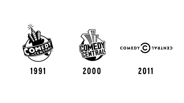 """Comedy Central rebrand looks to be a """"blank canvas"""" for its"""