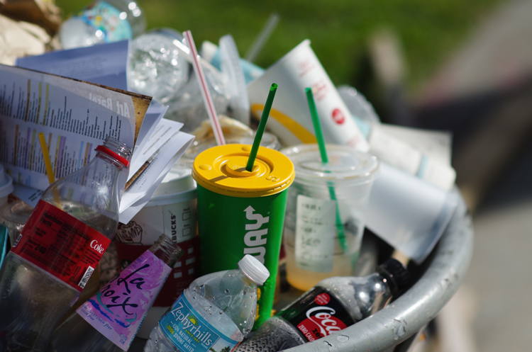 Chris Sherwin: why recycling isn't enough to fix the plastics problem