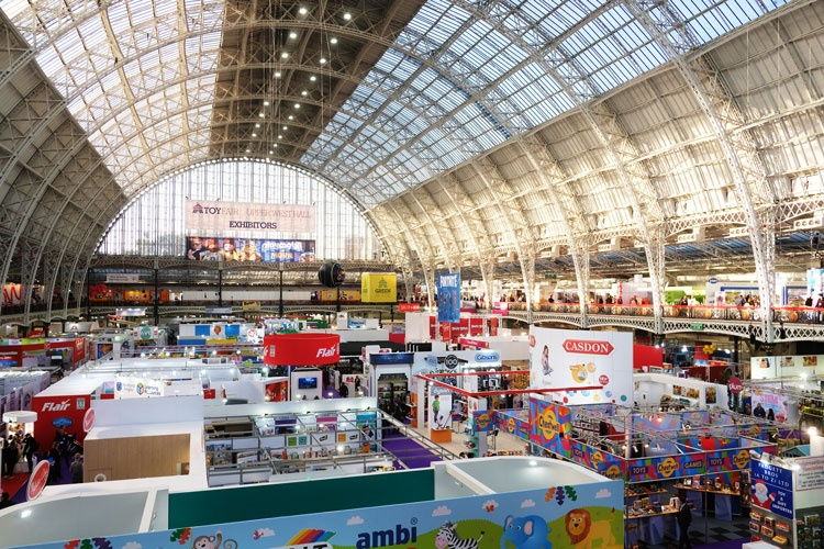 From robots to Lego film sets: top picks from the Toy Fair 2019