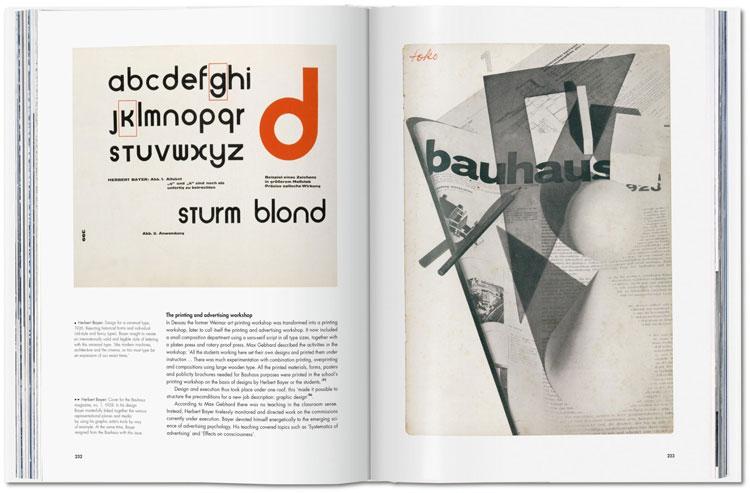 Bauhaus: libro