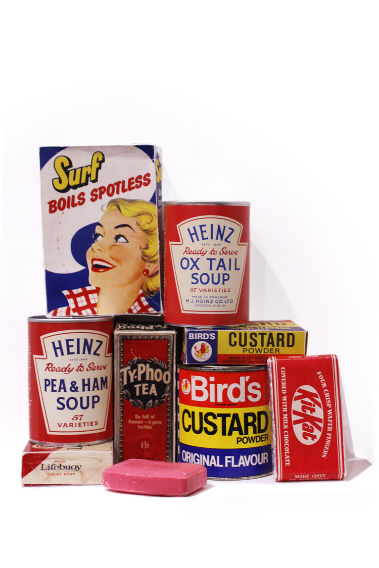 Museum of Brands uses classic packaging to help those with dementia