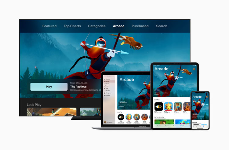 Apple reveals credit card, news subscription and gaming app in latest launch