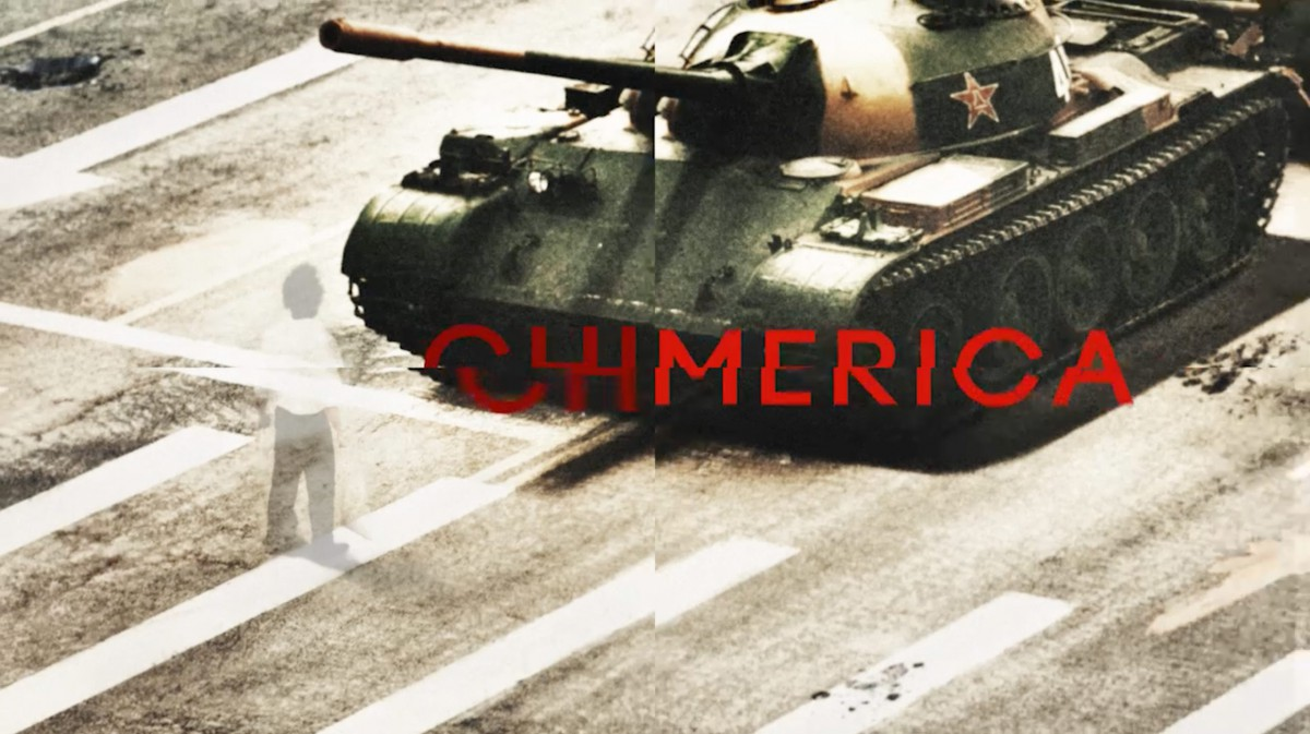 "Foxall Studio designs ""split screen"" titles for Channel 4's Chimerica"