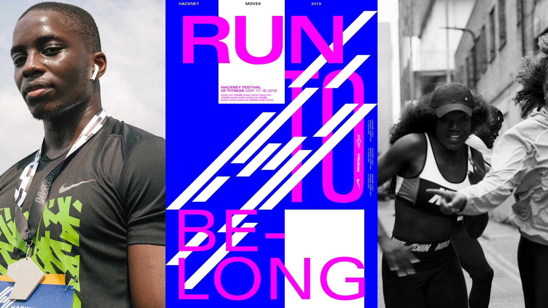 "Hackney Half Marathon rebrands to make running more ""inclusive"""