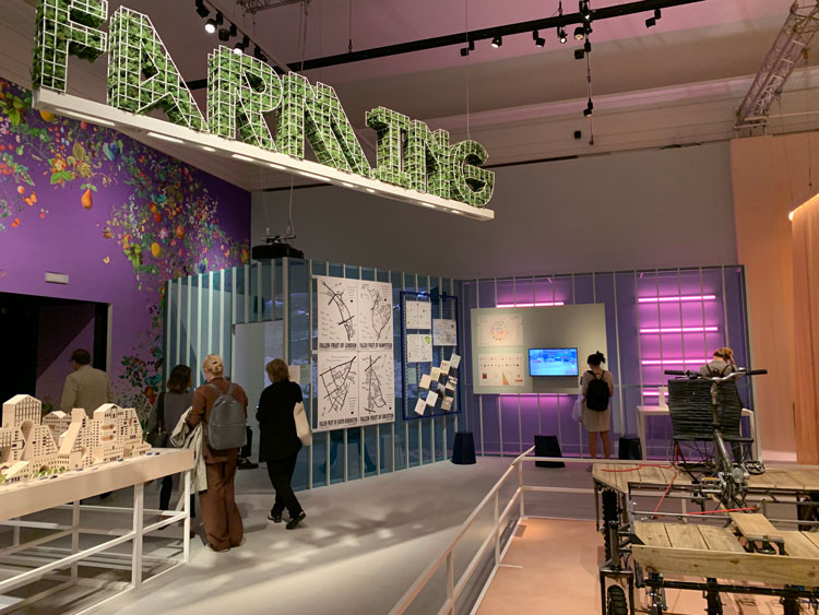 V&A food exhibition challenges our ideas of consumption