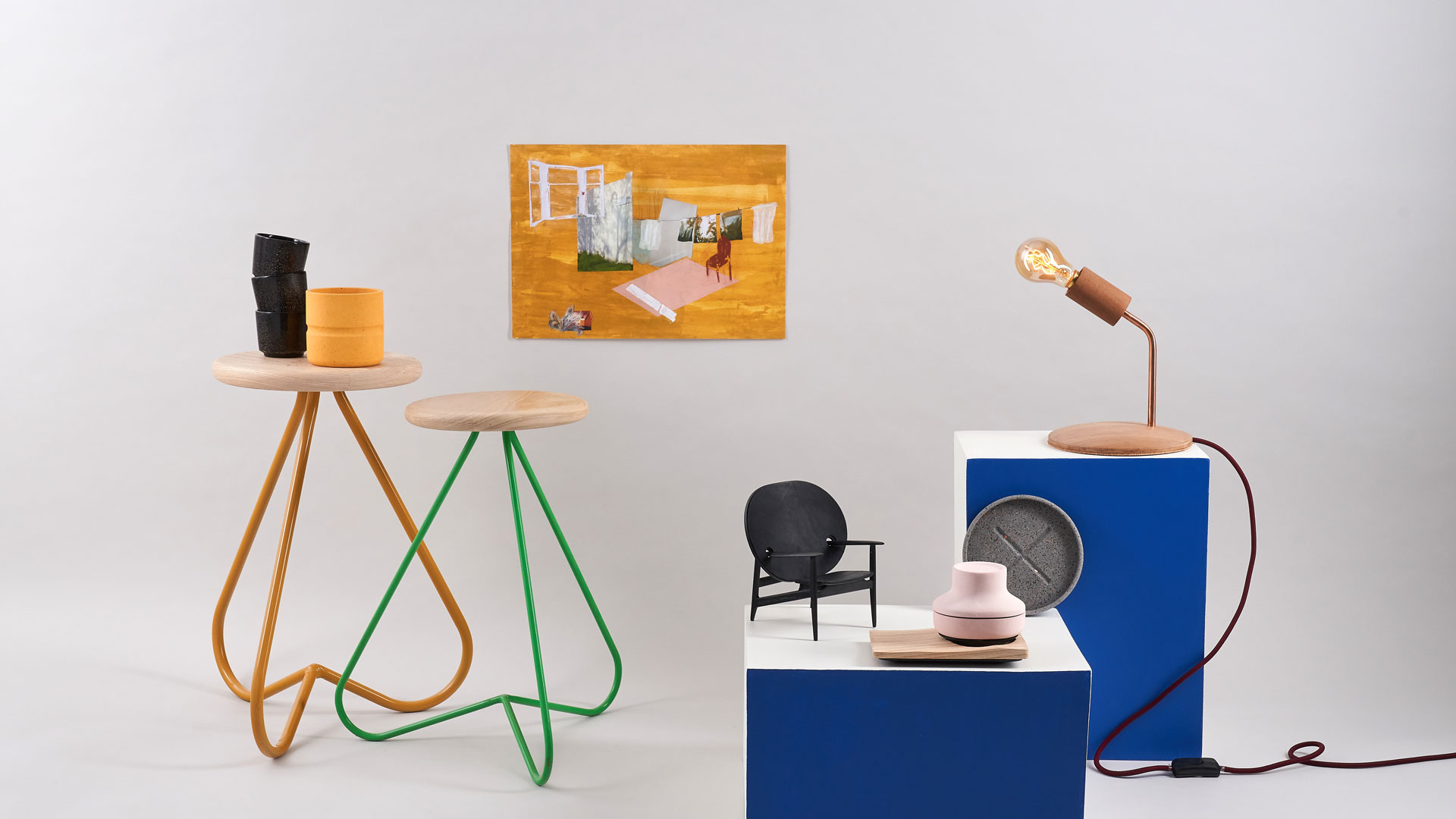 New Designers returns with projects that tackle social issues