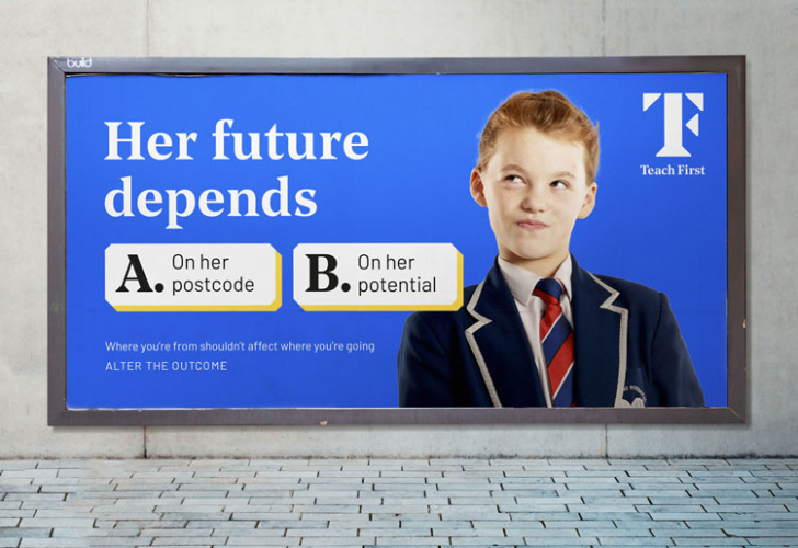 """Teach First rebrands to deliver more """"emotional impact"""""""