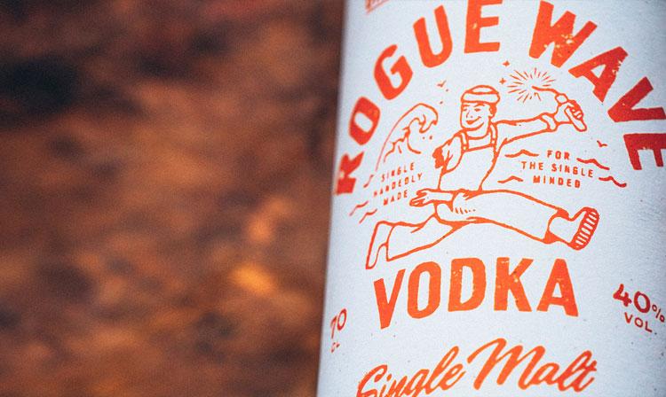 vodka-label