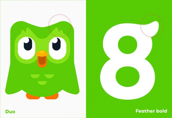 Duolingo rediseña su marca