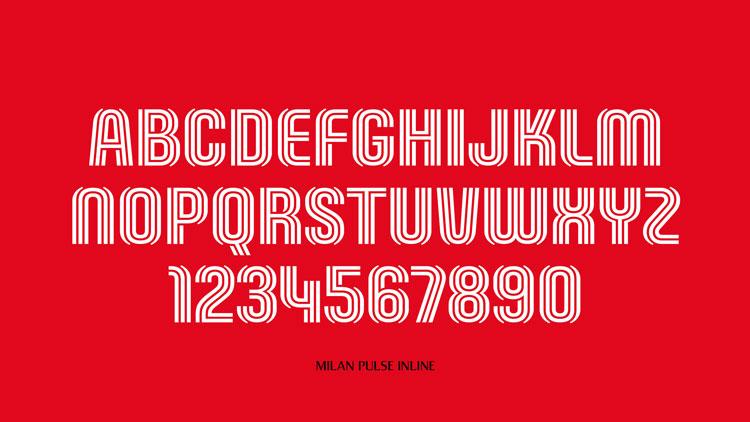 milán-font