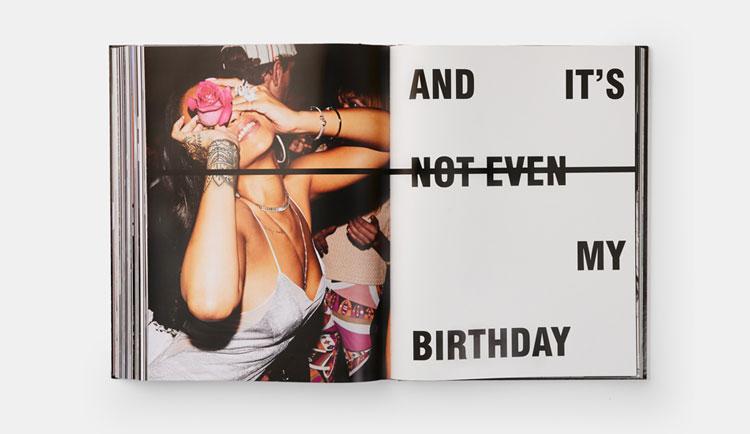 Rihanna autobiography inside