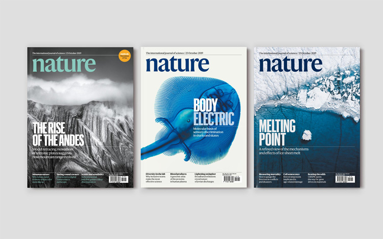 Nature Magazine Redesigns For The Digital Age