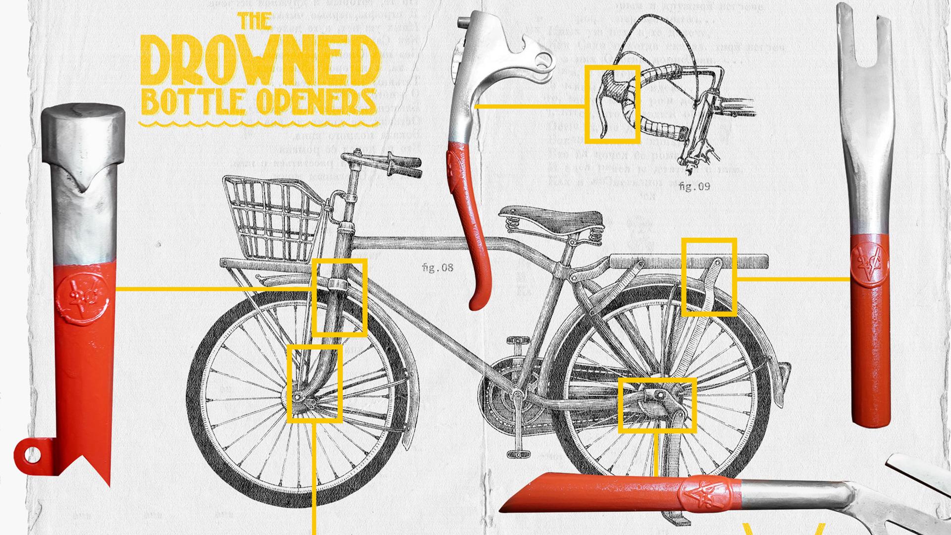 Drowned Bikes