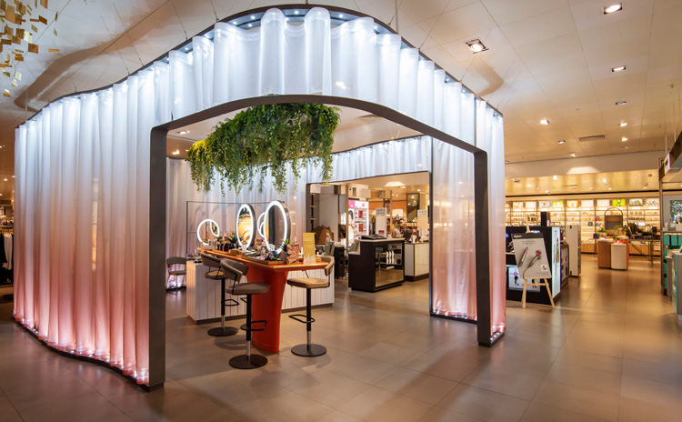 """John Lewis trials """"experience playgrounds"""" with newly designed concept store"""