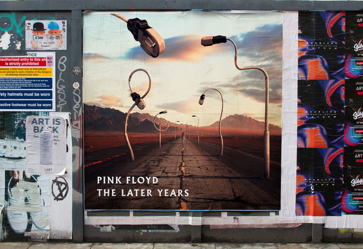 """Pink Floyd's box set design is a """"surreal metaphor for the band's legacy"""""""