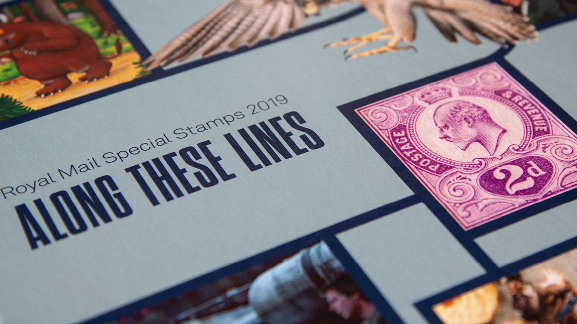 True North Designs Royal Mail Yearbook 2019 Design Week