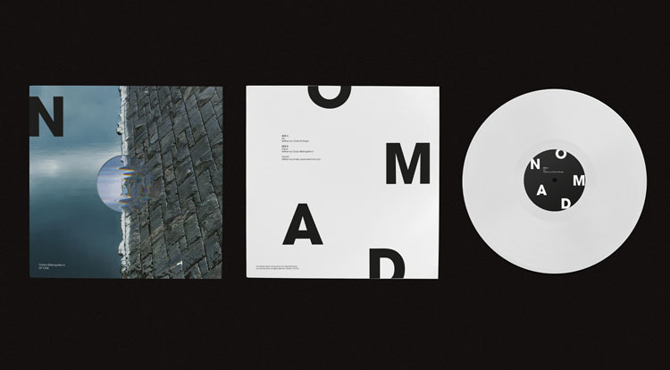 Baxter & Bailey design identity for new classical-electronic music label Nomad | Design Week
