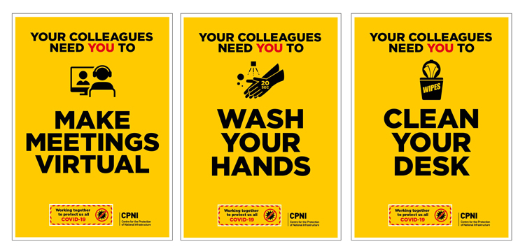 Government authority launches designs to encourage safe working practices