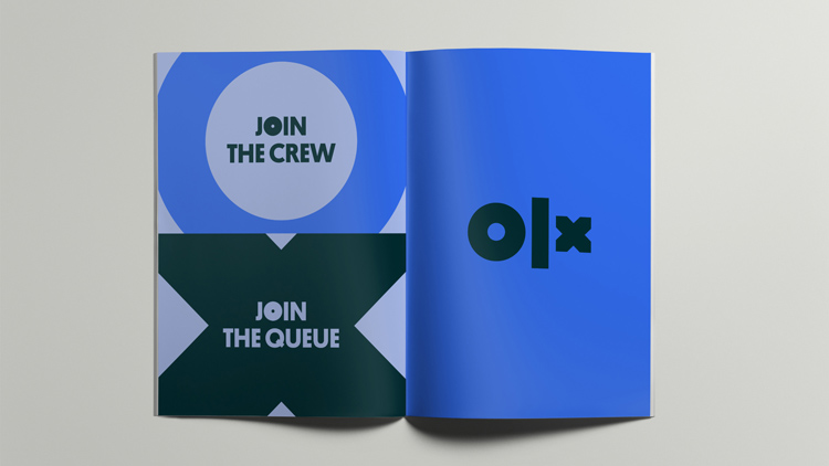 DesignStudio tackles stigma of second-hand shopping with OLX rebrand | Design Week