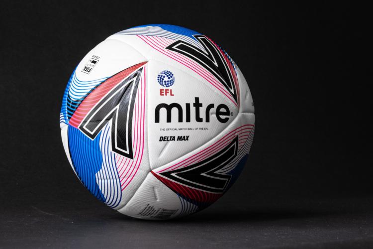 Mitre football design