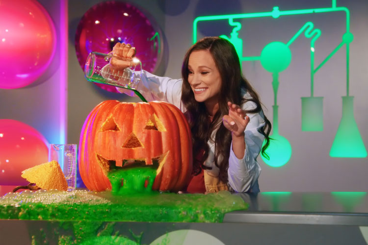 Behind the scenes of Netflix's newest STEAM kids show Emily's Wonder Lab | Design Week