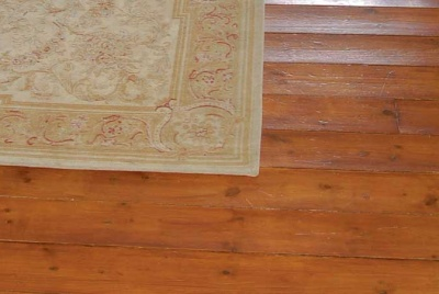 Restoring wood floors