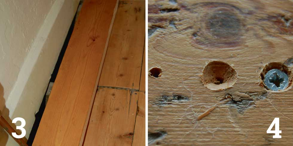 Replacing Hardwood Floor Boards ~ Reviving wood floors homebuilding renovating
