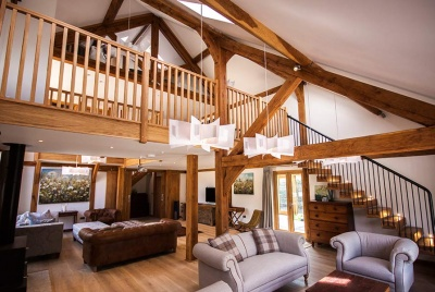 oakmasters oak beam timber frame mezzanine