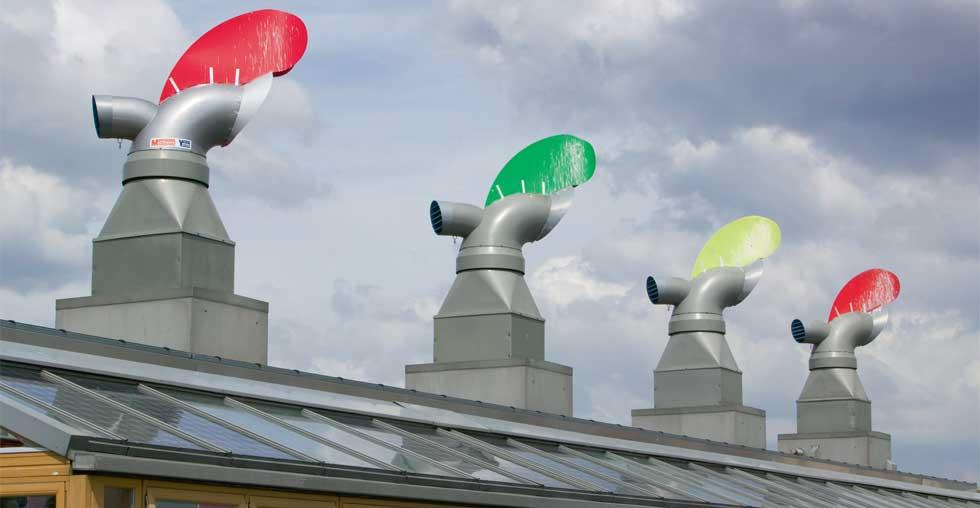 Natural Ventilation And Building Regulations Uk