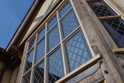 Bronze casement architectural services