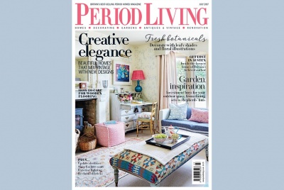 image of a period living cover
