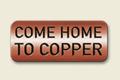 come home to copper logo