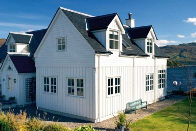 Scandinavian self build