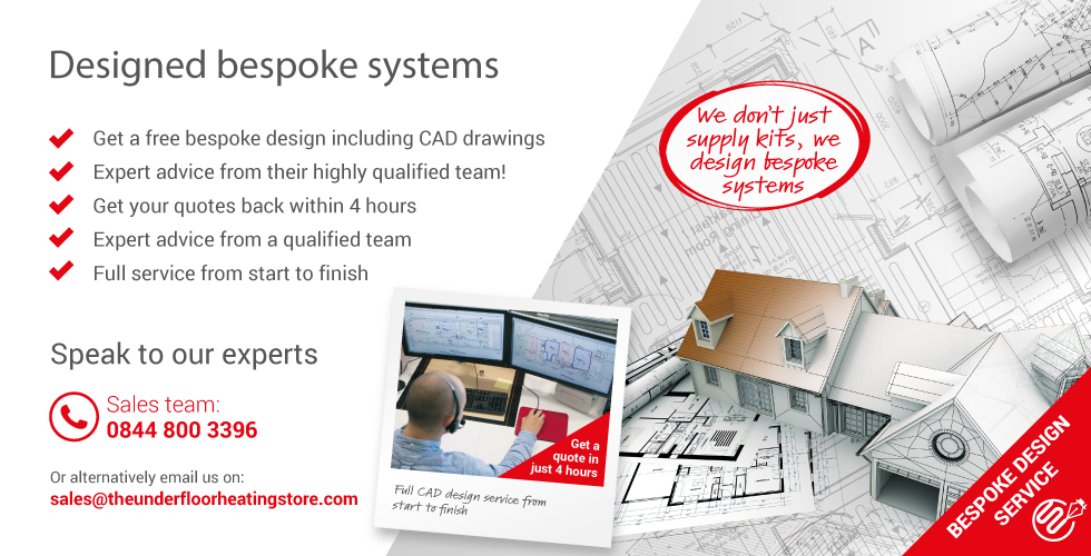 design bespoke systems