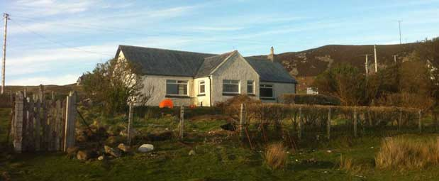 The House on the Isle of Raasay