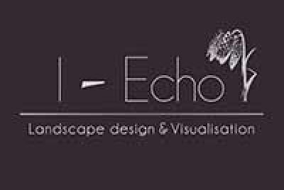 i-echo logo
