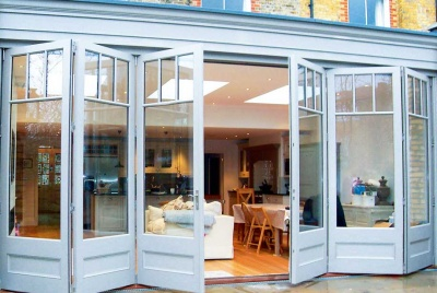 hardwood doors from Town & Country