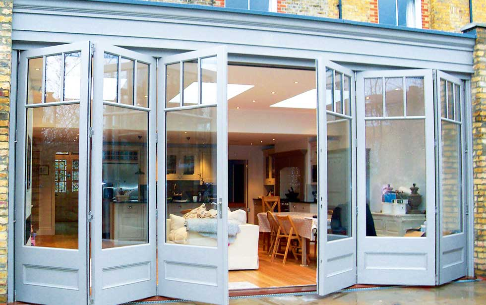 bifold doors for old homes