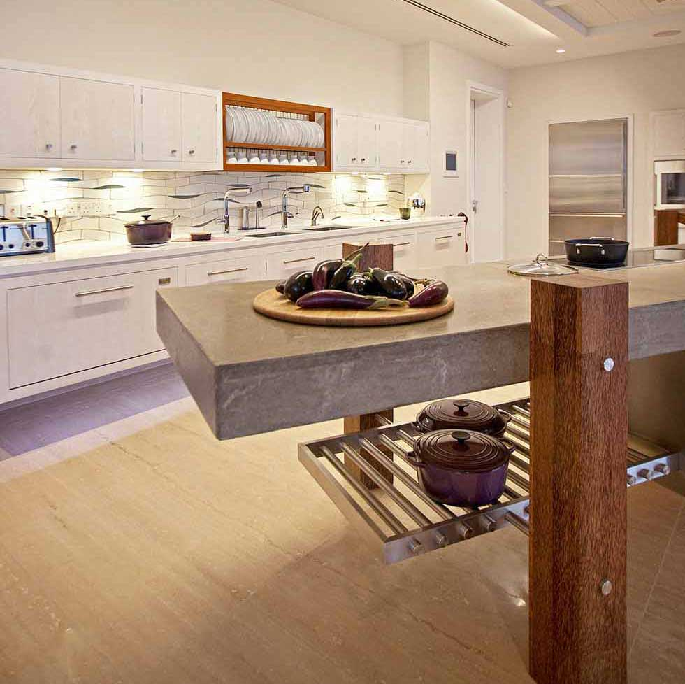 Kitchen Design Ideas An Interview With Johnny Grey: Beautiful Uses For Functional Materials