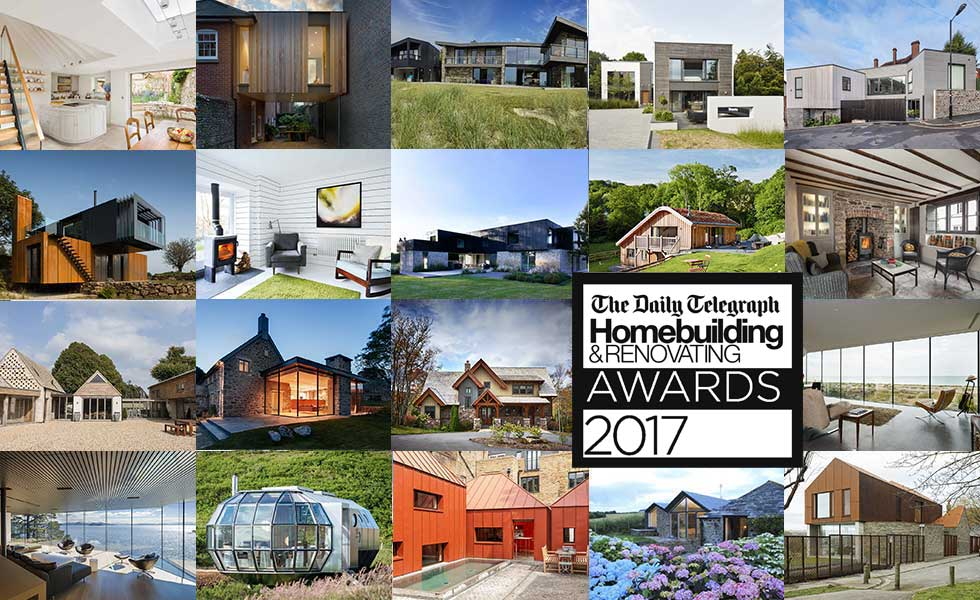 Homebuilding & Renovating Awards 2017 logo