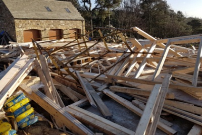 Protek storm damage claim