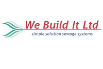 we build it logo