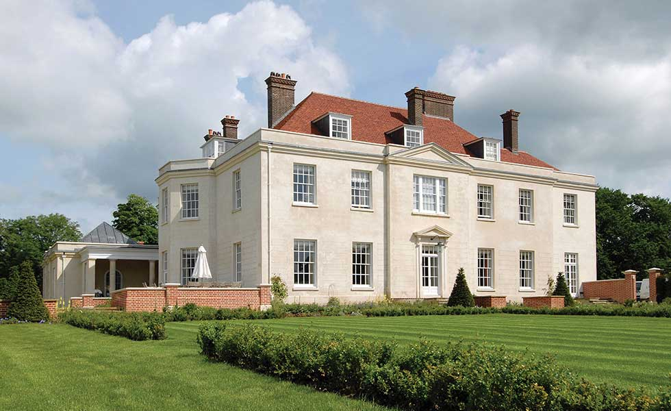 ADAM Architecture – This restored Grade II listed Georgian house has its original features reinstated