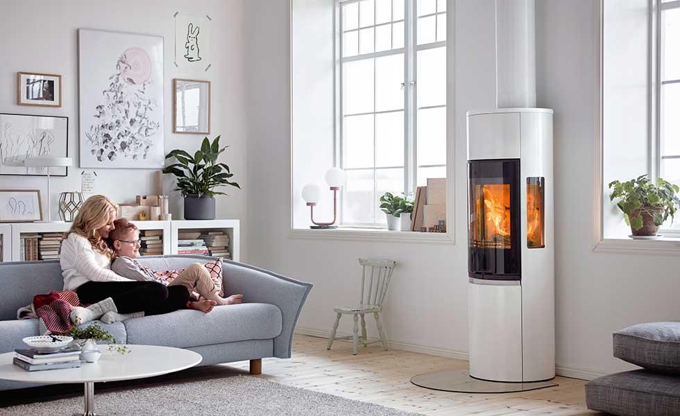 Contura's C596 woodburning stove