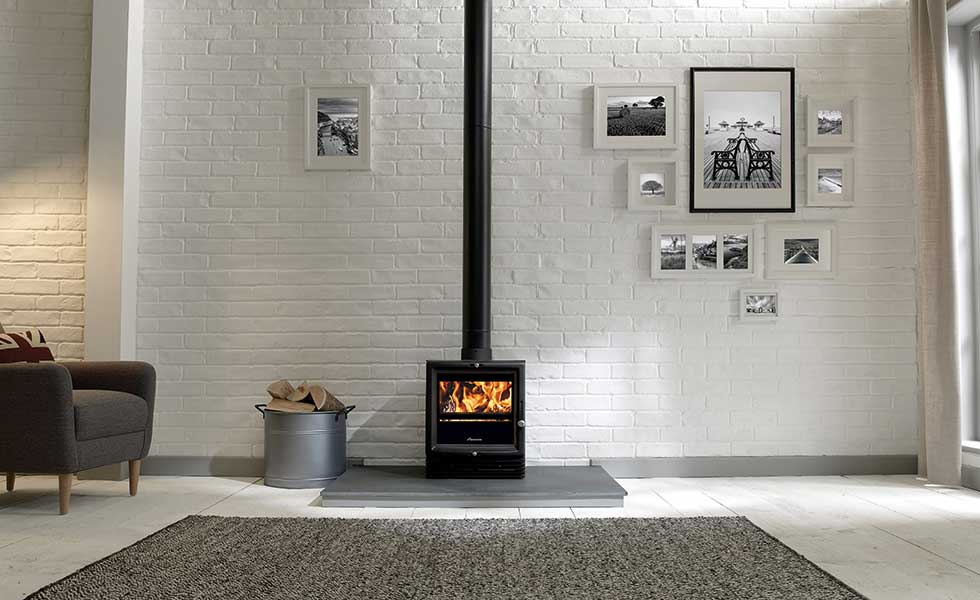 The Greenstyle Bewdley Stove from Worcester Bosch Group